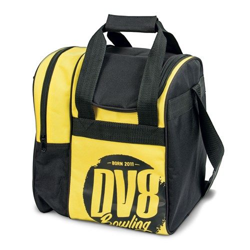 DV8 Tactic Single Tote Yellow Main Image