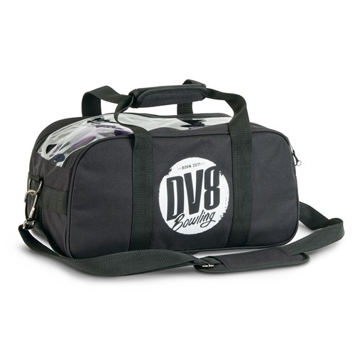 DV8 Tactic Double Tote No Pouch Black Main Image