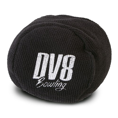DV8 Microfiber Xtra Large Grip Ball Black Main Image