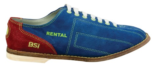 BSI Mens Suede Cosmic Rental shoe Main Image
