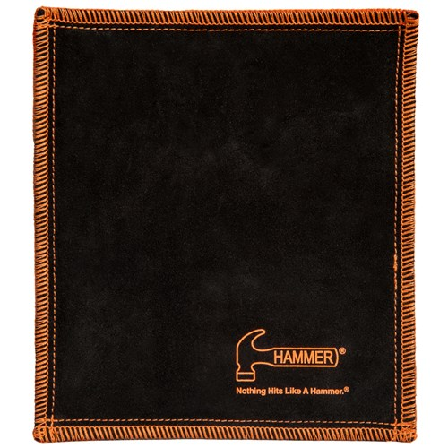 Hammer Shammy Pad Black/Orange Main Image