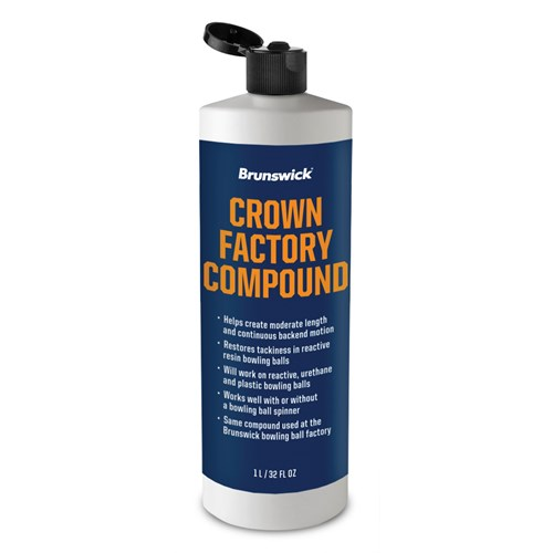 Brunswick Crown Factory Compound 32 oz Main Image