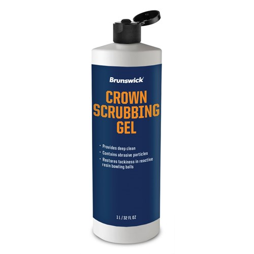 Brunswick Crown Scrubbing Gel 32 oz Main Image