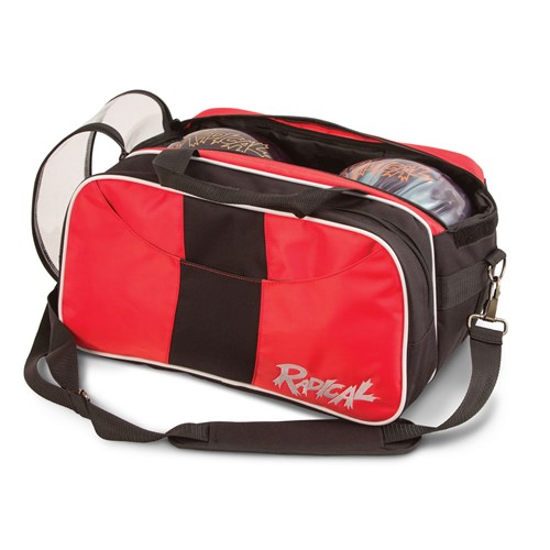 Radical Double Tote Red/Black Main Image