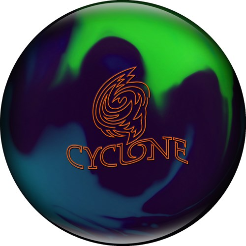 Ebonite Cyclone Purple/Teal/Lime X-OUT Main Image