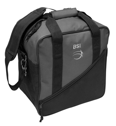 BSI Solar III Single Tote Black/Charcoal Main Image