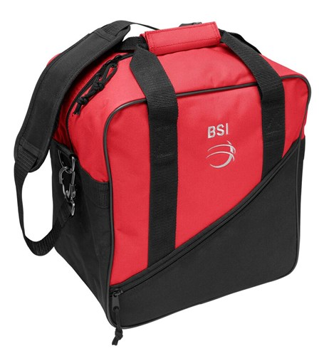 BSI Solar III Single Tote Black/Red Main Image