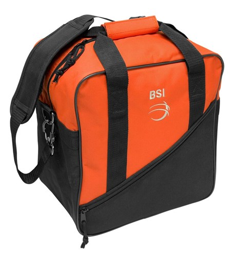 BSI Solar III Single Tote Black/Orange Main Image