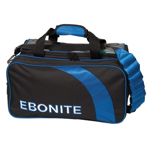 Ebonite Equinox Double Tote Black/Blue Main Image
