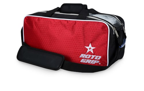 Roto Grip 2 Ball Tote Red/Black R2102 Main Image
