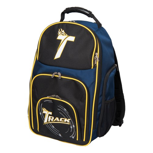 Track Premium Player Backpack Black/Navy/Yellow Main Image