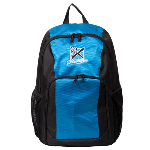KR Single Shot 1-Ball Backpack Black/Royal Main Image