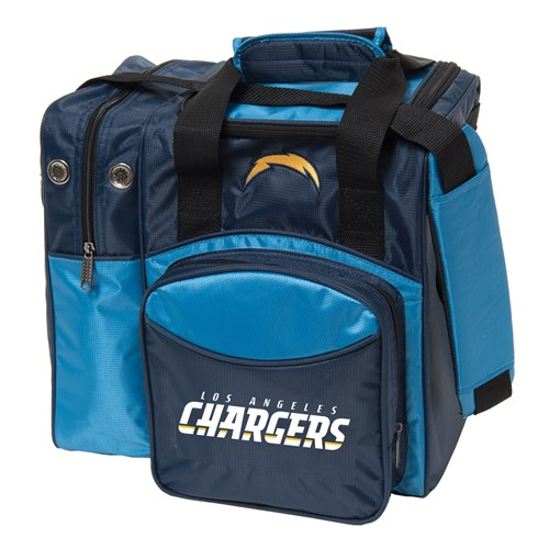 KR Strikeforce Los Angeles Chargers NFL Single Tote Main Image