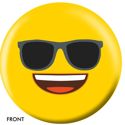 OnTheBallBowling Emoji Yellow Faces Main Image