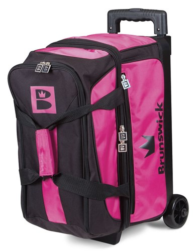 Brunswick Blitz Double Roller Pink Main Image