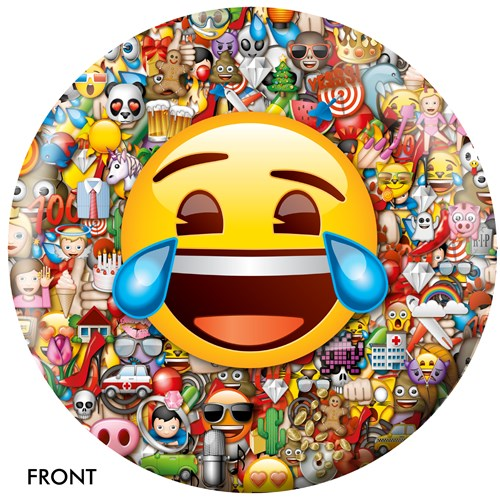 OnTheBallBowling Emoji Laugh-Cry Main Image