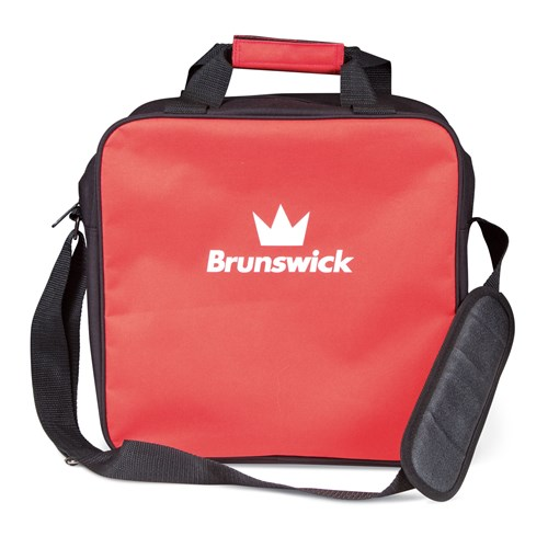 Brunswick TZone Single Tote Red Main Image