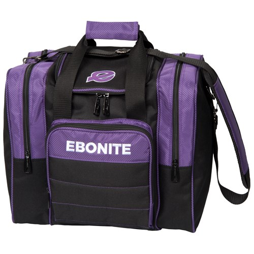 Ebonite Impact Plus Single Tote Purple Main Image