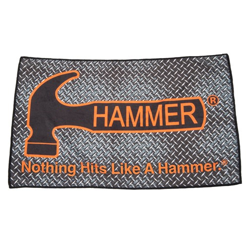Hammer Dye-Subliminated Microfiber Towel Main Image