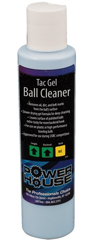 Powerhouse Tac Gel Ball Cleaner 5oz Main Image