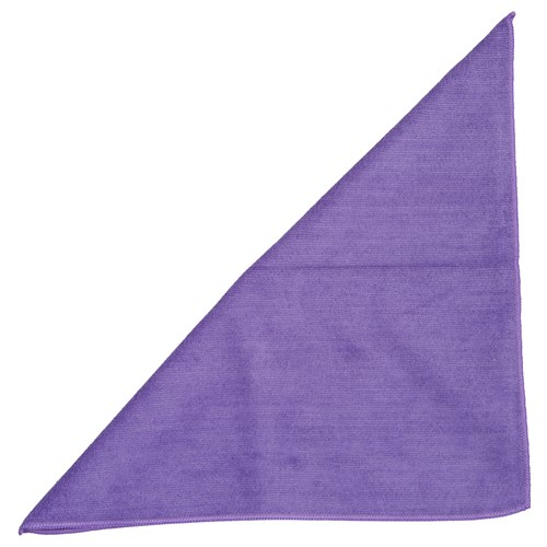 Ebonite Economy Microfiber Towel Purple Main Image