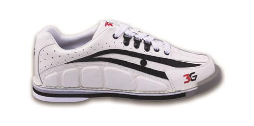 3G Mens Tour Ultra White/Black RH Main Image