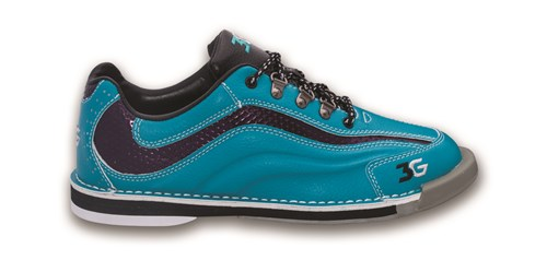 3G Womens Sport Ultra Teal/Purple Right Hand Main Image