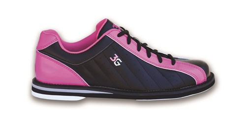 3G Womens Kicks Black/Pink Main Image