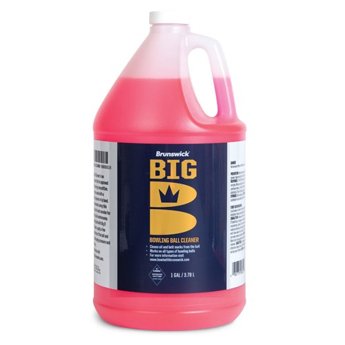 Brunswick Big B Bowling Ball Cleaner Gallon Main Image