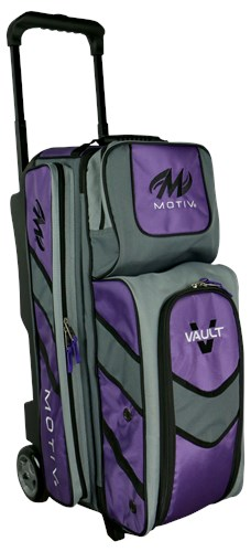 Motiv Vault Triple Roller Purple Main Image