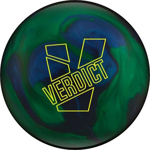 Ebonite Verdict Bowling Balls + FREE SHIPPING