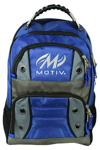 Motiv Intrepid Backpack Blue Main Image