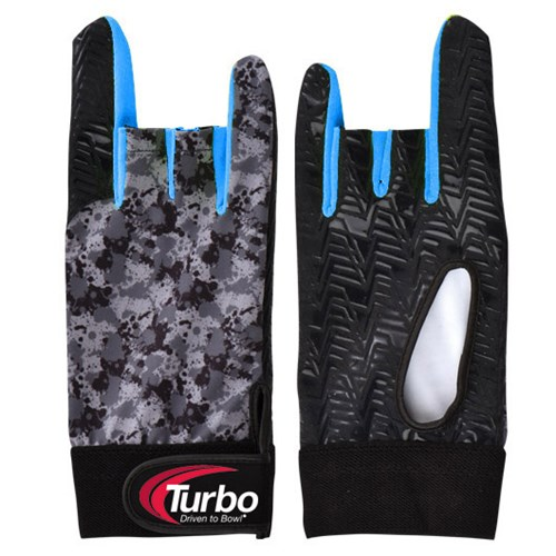 Turbo Grip It & Rip It Left Hand Glove Blue Main Image