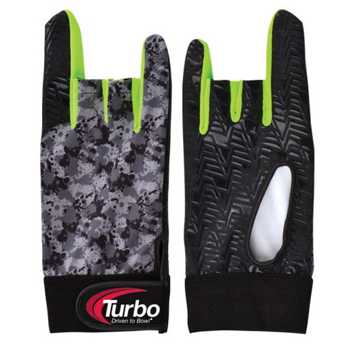 Turbo Grip It & Rip It Left Hand Glove Lime Main Image