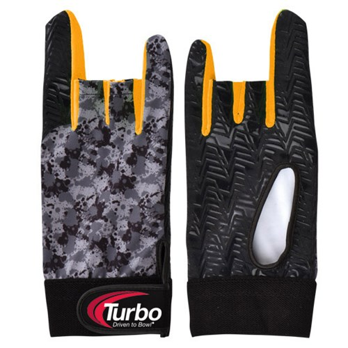 Turbo Grip It & Rip It Right Hand Glove Orange Main Image