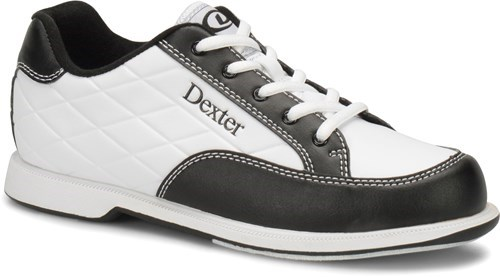 Dexter Womens Groove III White/Black Wide Width - ALMOST NEW Main Image