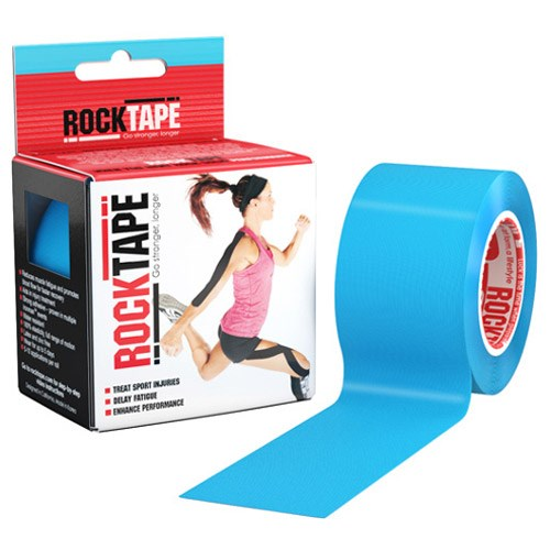 Turbo RockTape Electric Blue Solid 2