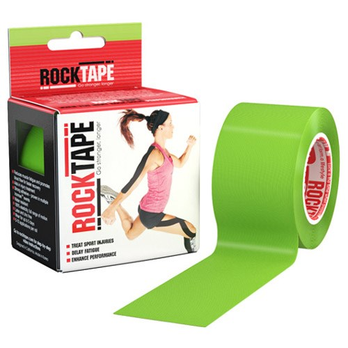 Turbo RockTape Lime Solid 2