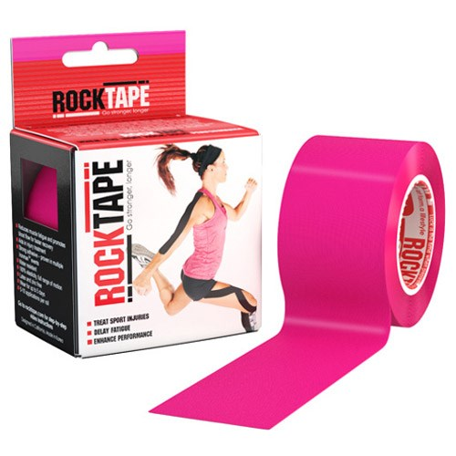 Turbo RockTape Hot Pink Solid 2