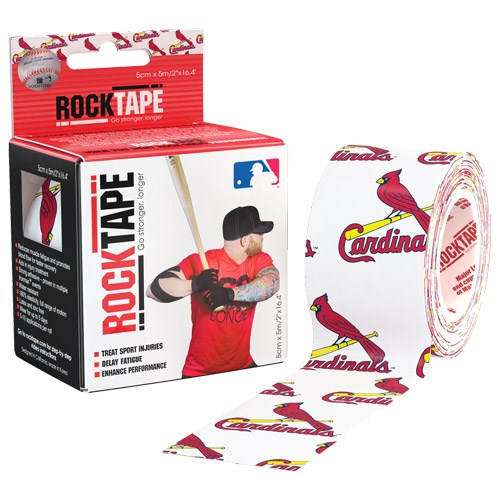 Turbo RockTape MLB St Loius Cardinals 2