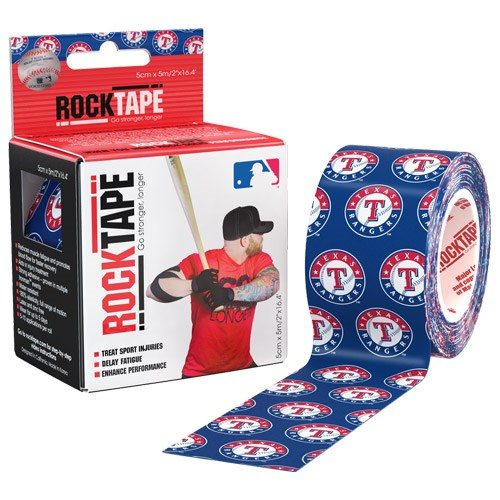 Turbo RockTape MLB Texas Rangers 2