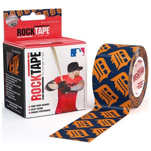 Turbo RockTape MLB Detroit Tigers 2
