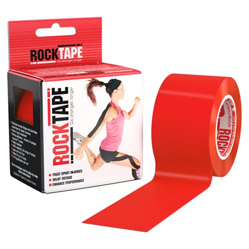 Turbo RockTape Red Solid 2