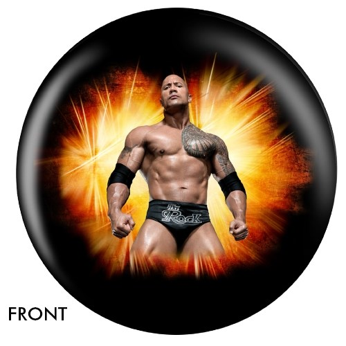KR Strikeforce WWE The Rock Ball Main Image
