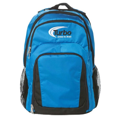 Turbo Smart Backpack Electric Blue/White Main Image