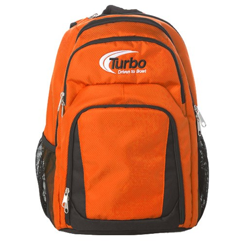 Turbo Smart Backpack Orange/Black Main Image