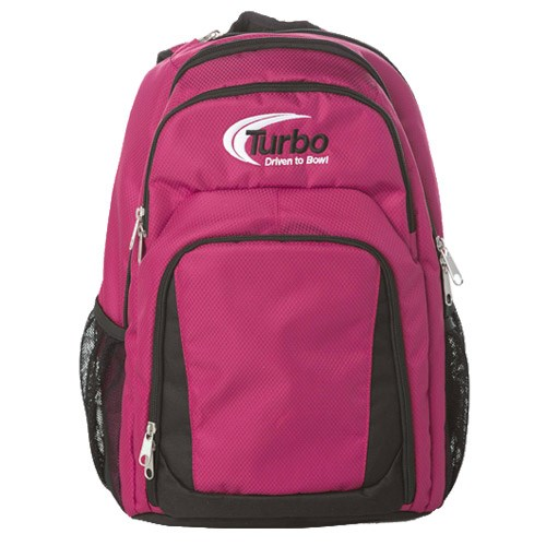 Turbo Smart Backpack Pink/White Main Image