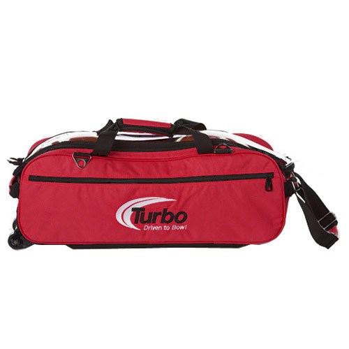 Turbo Express 3 Ball Travel Tote Red Main Image