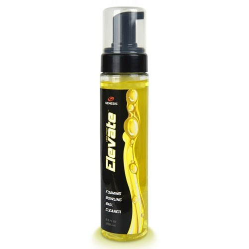Genesis Evolution Elevate Foaming Ball Cleaner Yellow 8.5oz Main Image