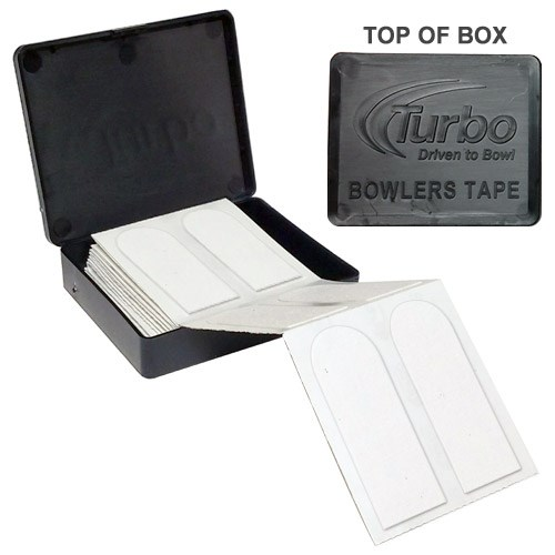 Turbo Bowlers Tape White 3/4